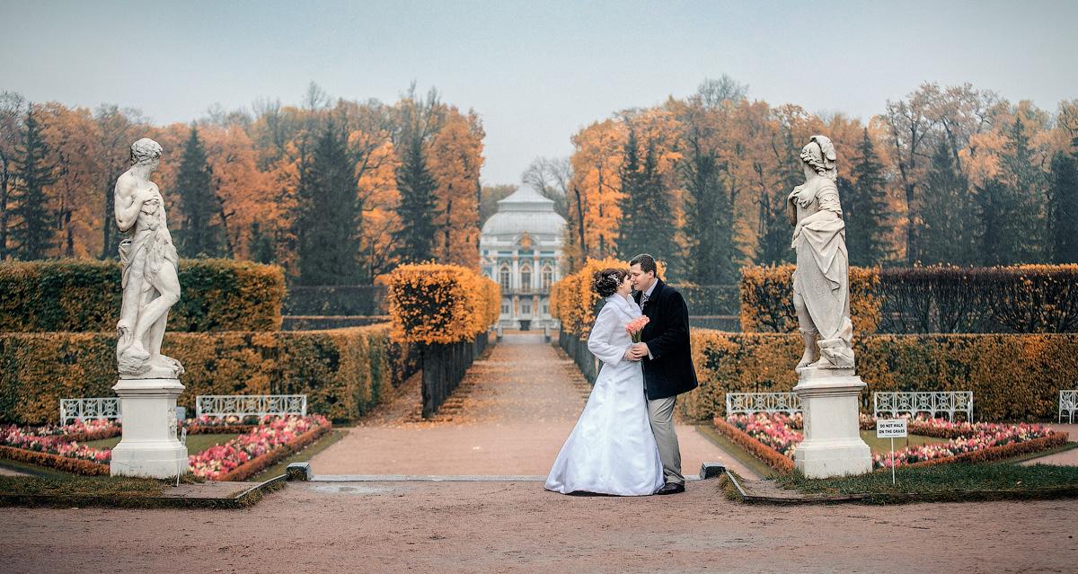 Свадьбы в пушкине фото